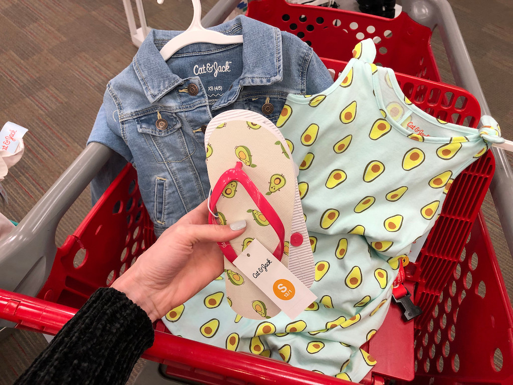 Cat & Jack Avocado Clothing at Target