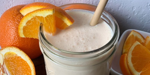 Easy Low-Carb Orange Julius Copycat Recipe