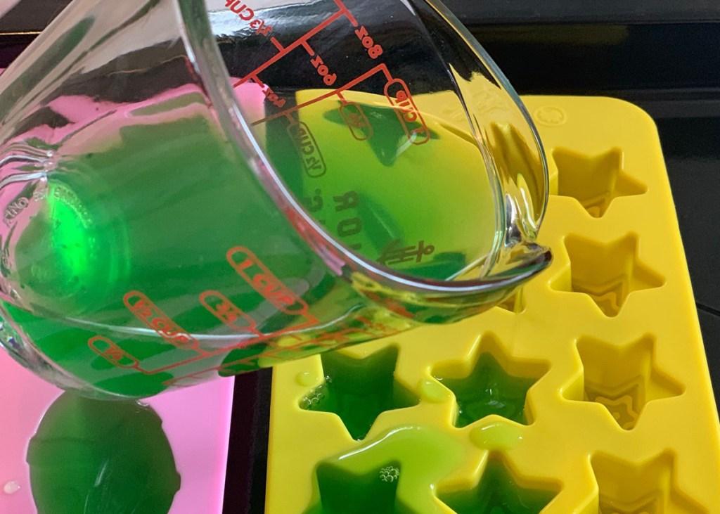 sugar free jello molds