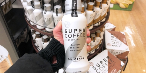 This Yummy New KITU Super Coffee & Creamer is Sugar-Free AND Keto Friendly