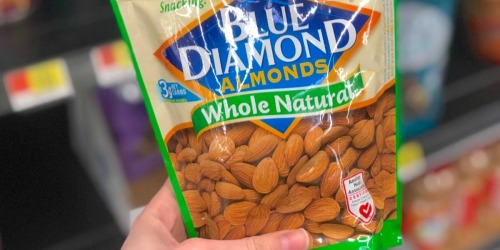 Stock Up on Blue Diamond Almonds with These Deals (Great Low-Carb, Keto Snack Idea!)