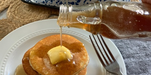 Easy Sugar-Free Keto Maple Syrup