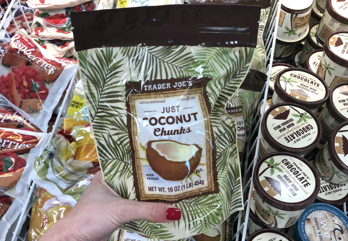 Just Coconut Chunks 16oz