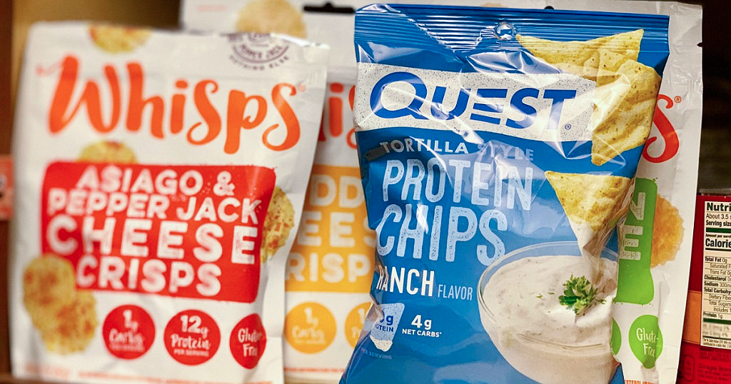 Replace Junk Food With These 8 Low Carb Snack Substitutes