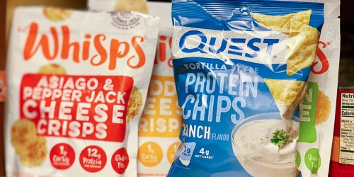 Replace Your Old Junk Food With These 8 Low-Carb Snack Substitutes