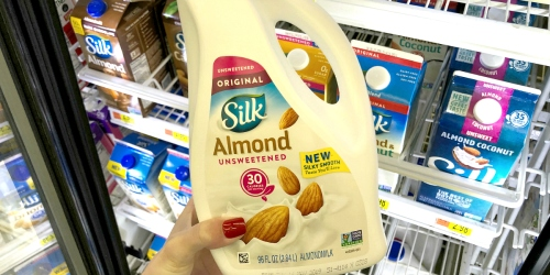 Rare Silk Almondmilk Coupon and Deal (Only 1 Net Carb Per Serving!)