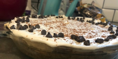 I Tried This Top Pinned Keto Peanut Butter Pie Recipe… And It Is Heaven In A Pie Dish