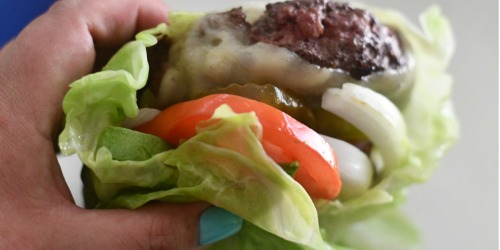 Bye, Lettuce. Build the Ultimate Keto Burger w/ This Cabbage Wrap Hack