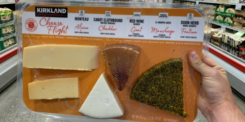 Costco Sells Large Specialty Cheese Flight for Under $20 (Limited Time Only)