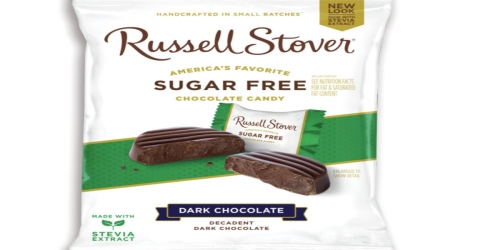 Russell Stover Sugar Free Dark Chocolate