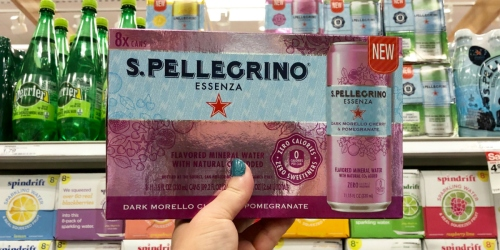 Craving a Low-Carb Bubbly Beverage? Print This San Pellegrino Mineral Water Coupon!