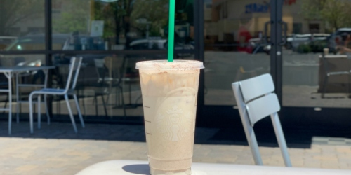 Here's How to Order a Keto Horchata Drink at Starbucks