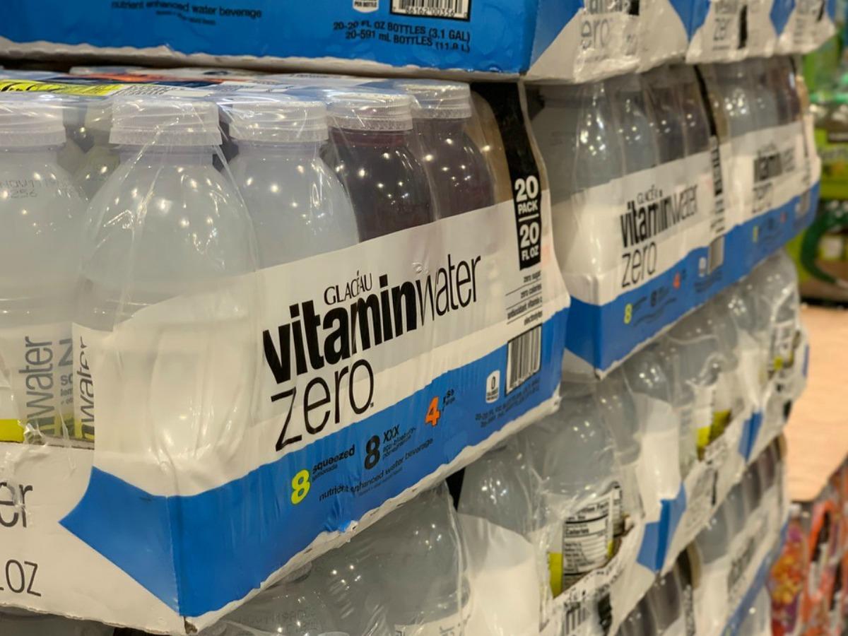 Vitaminwater at Costco
