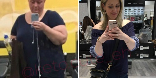 Keto Success Story: Sarah Shook Off Her Inner Doubt To Lose 170 Pounds on Keto