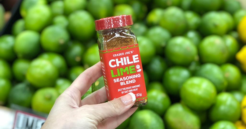 chile lime seasoning blend from trader joe's