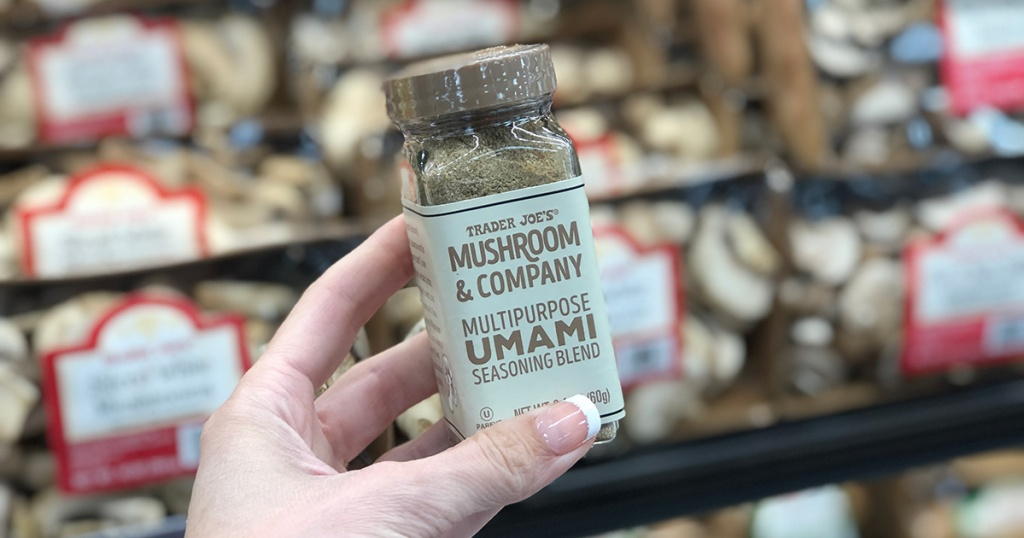 umami seasoning blend from trader joe's
