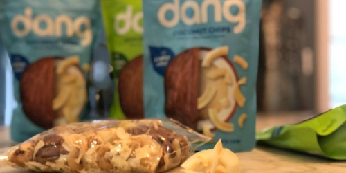 These Dang Coconut Chips Are a Low-Carb Treat (+ Score Over 40% Off on Amazon!)