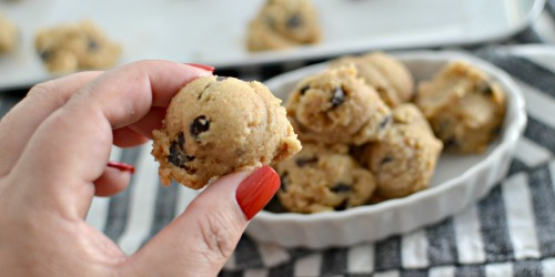 Scoop Up These Fluffy Keto Chocolate Chip Cookie Dough Fat Bombs for a Treat!