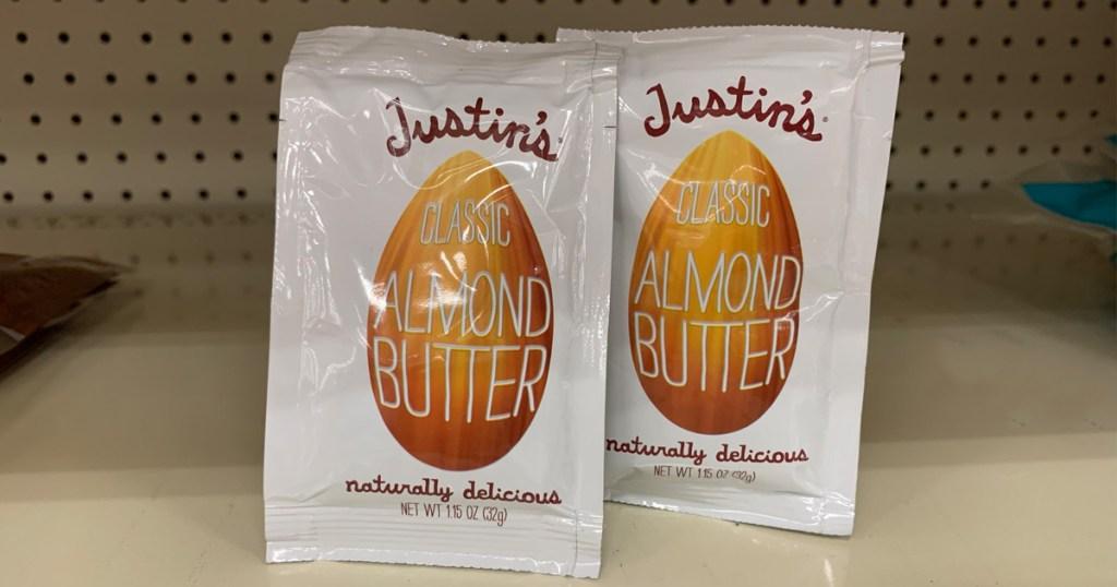 justins nut butter