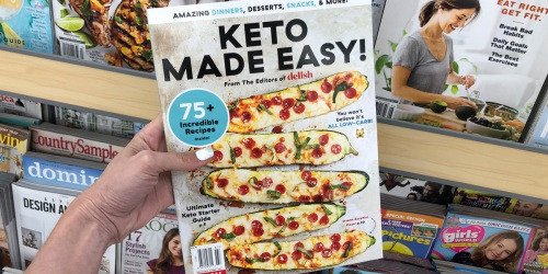 Watch for this New Keto Made Easy Magazine – Filled With LOTS of Keto Recipes