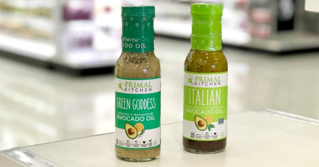 Primal Kitchen keto condiments
