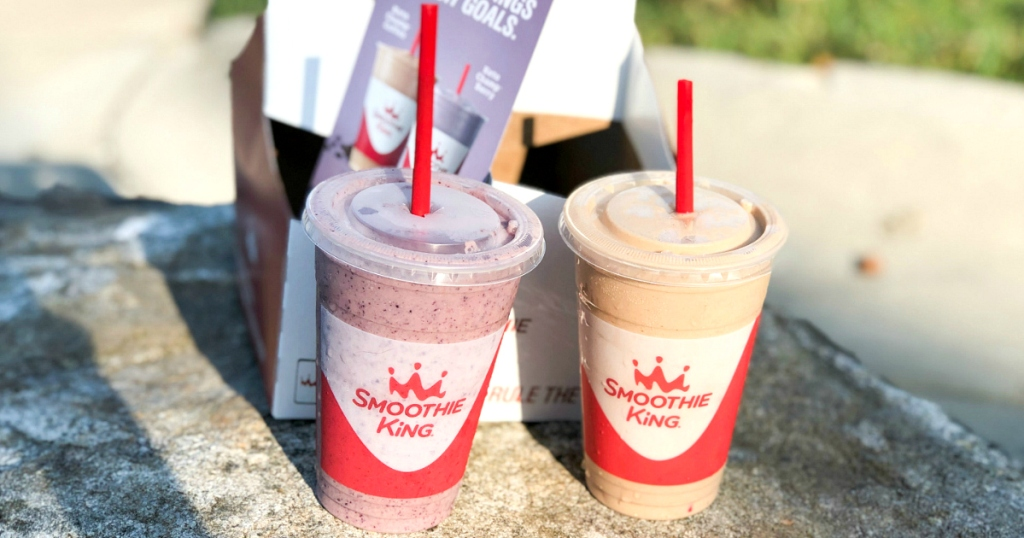 healthy smoothies for weight loss smoothie king