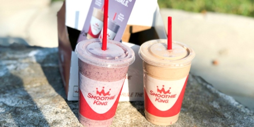 Smoothie King Just Launched a New Keto Smoothie
