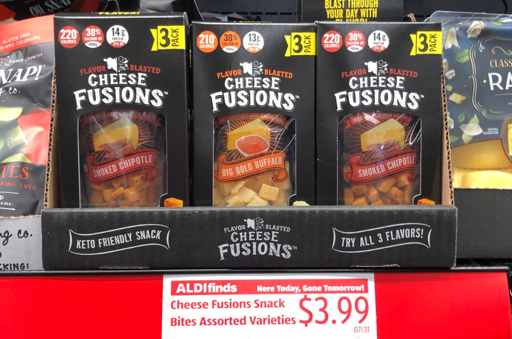 aldi cheese fusions
