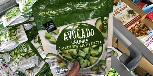 Frozen Avocado Chunks Now Available at ALDI (Perfect For Smoothies)