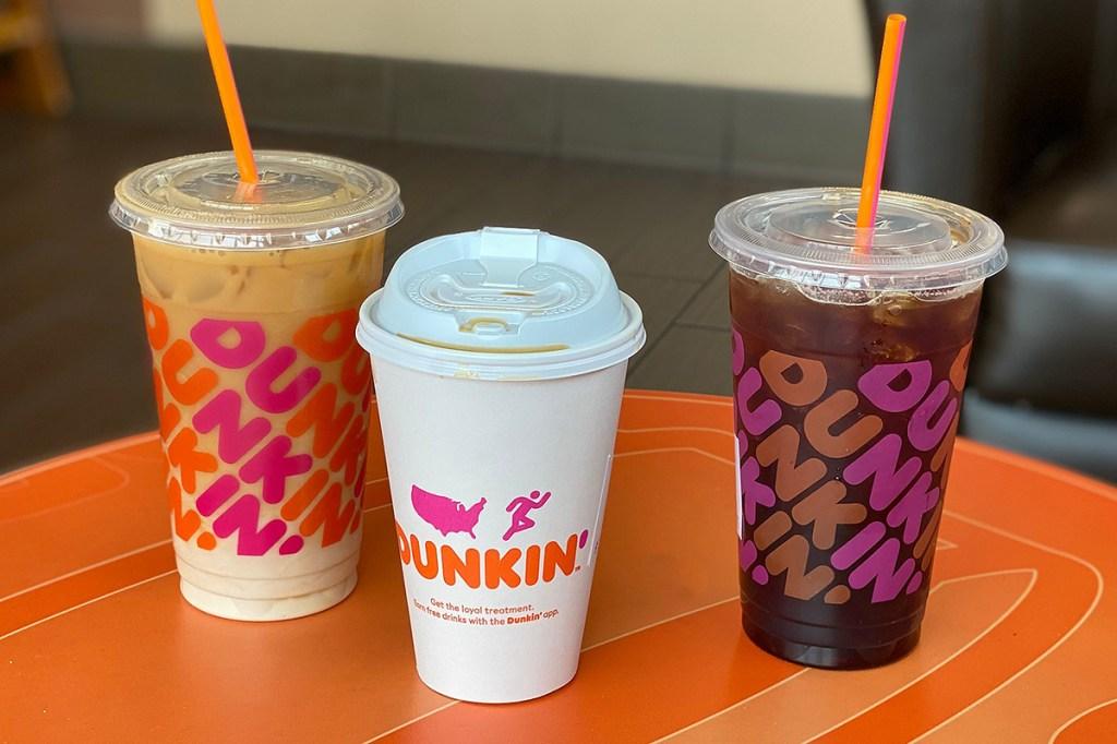 dunkin donuts keto coffee order