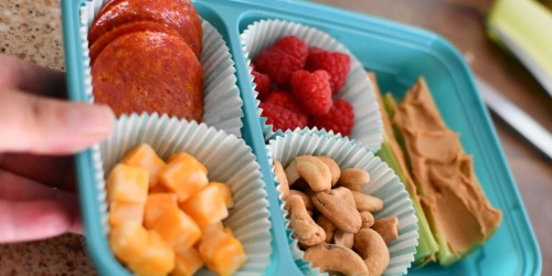 A Week of Easy Keto School Lunch Ideas to Pack This Year