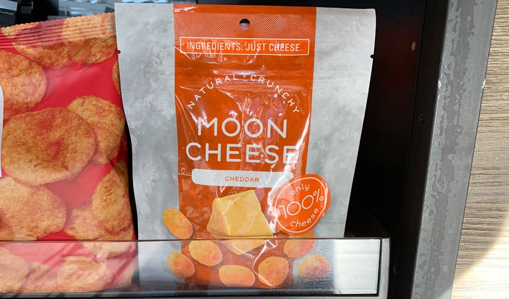 moon cheese bag at starbucks