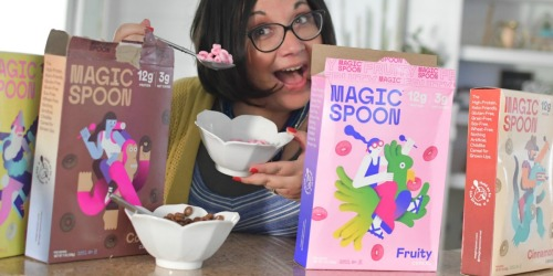 This Magic Spoon Cereal Variety Pack Giveaway Has Ended