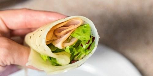 No-Carb Keto Cheese Wraps | Folios Copycat Recipe