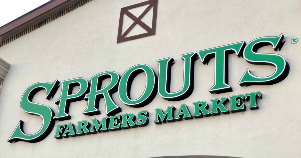 Sprout's Farmers Market storefront