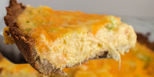 The Best Keto Quiche Recipe