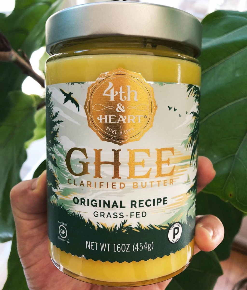 4th & Hearth Ghee Butter