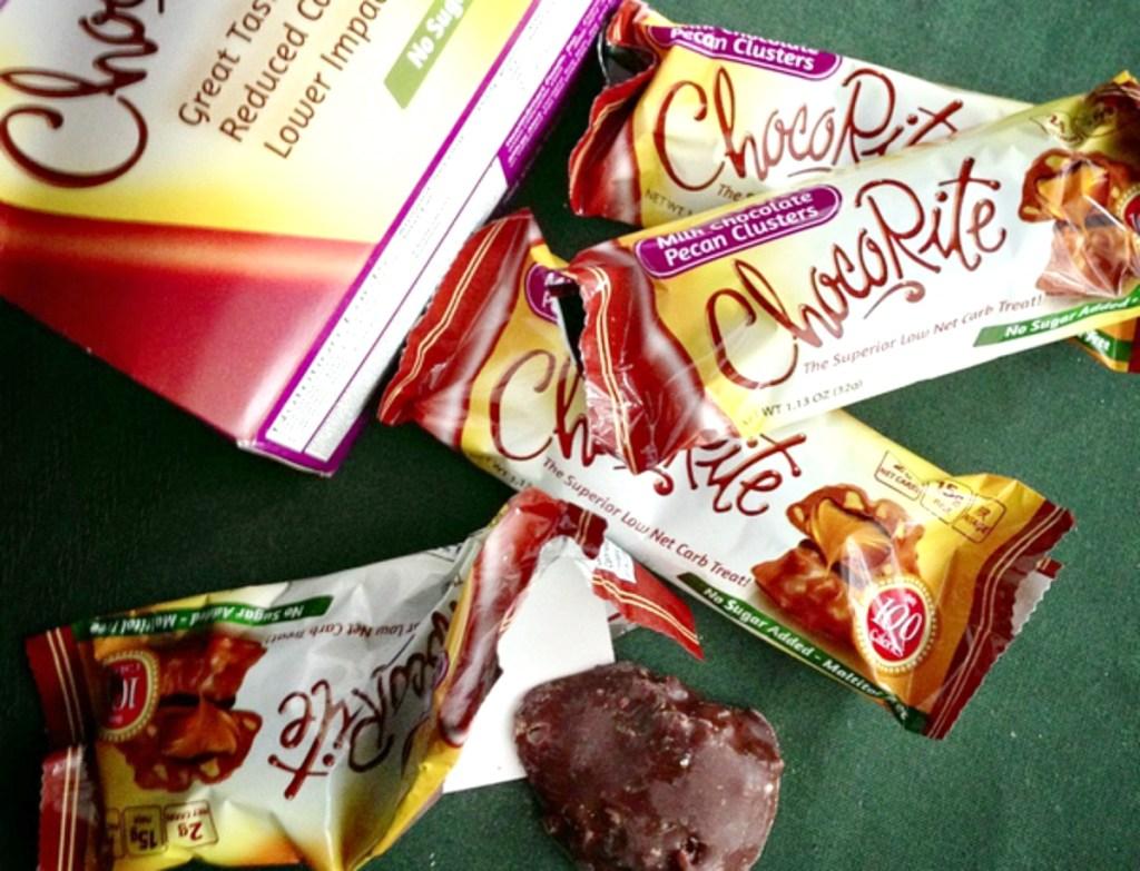 ChocoRite Milk Chocolate Pecan Clusters