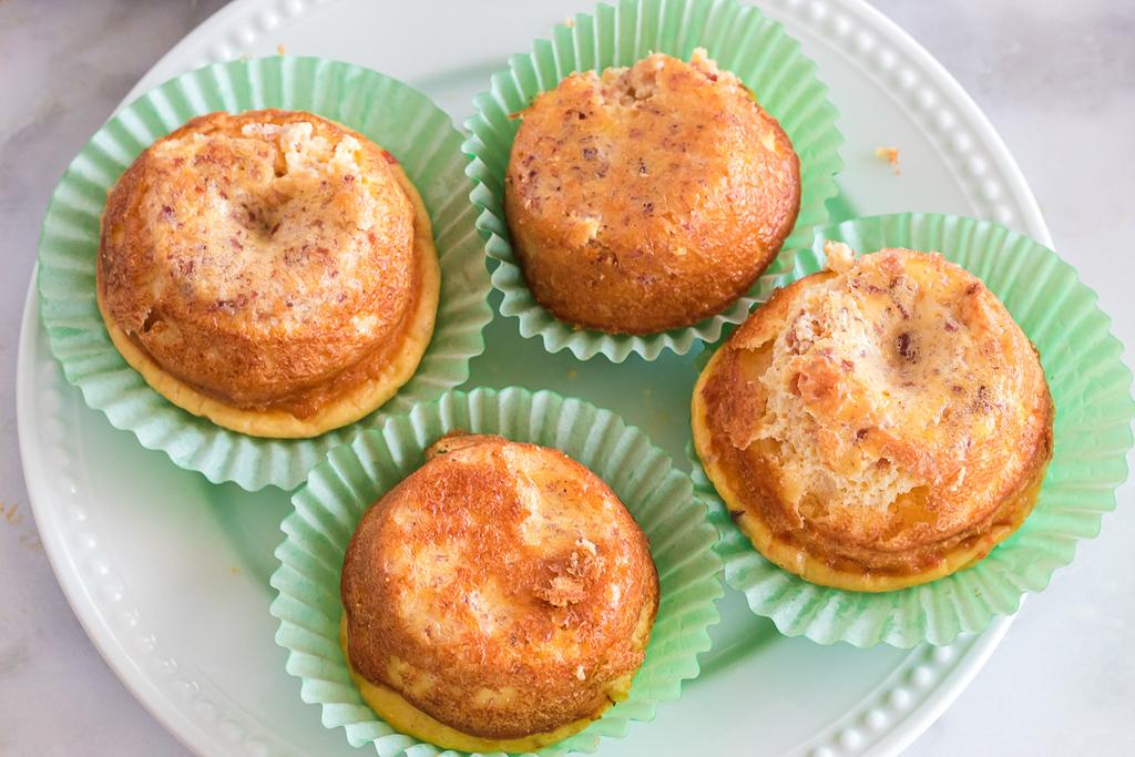 copycat keto starbucks egg bites in muffin liners