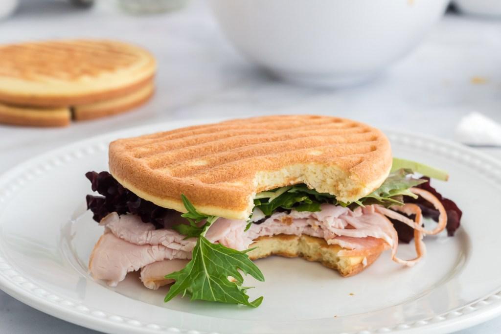 kept sandwich