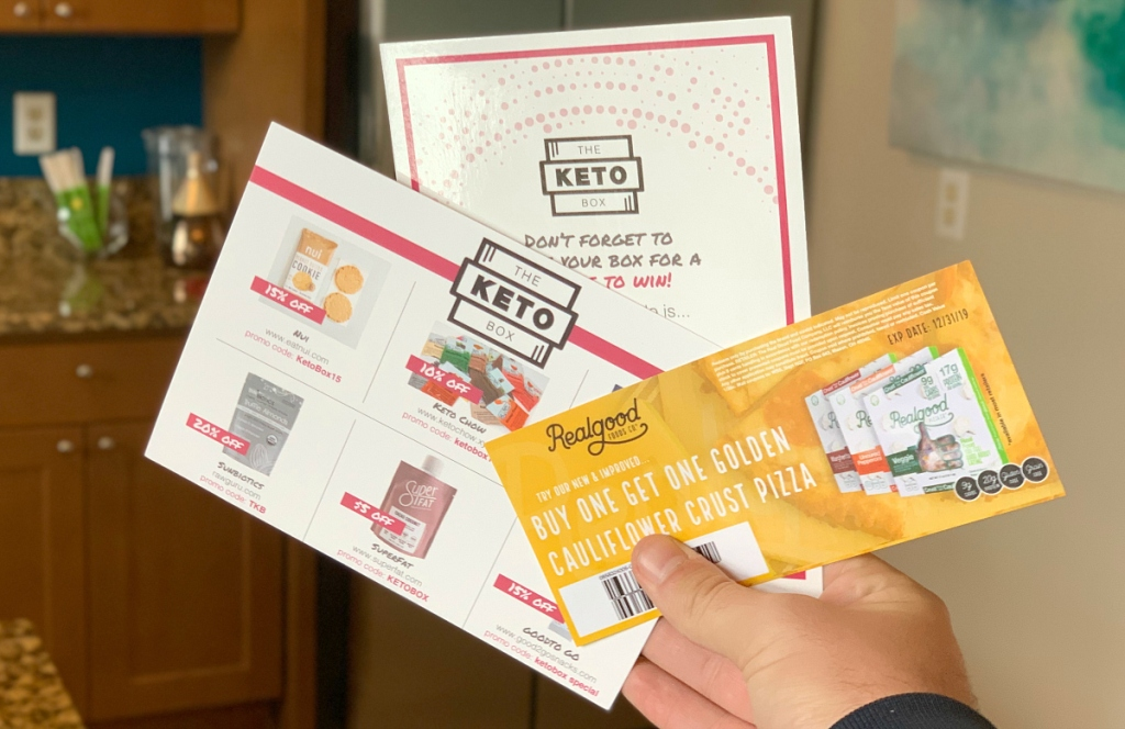 The Keto Box coupons