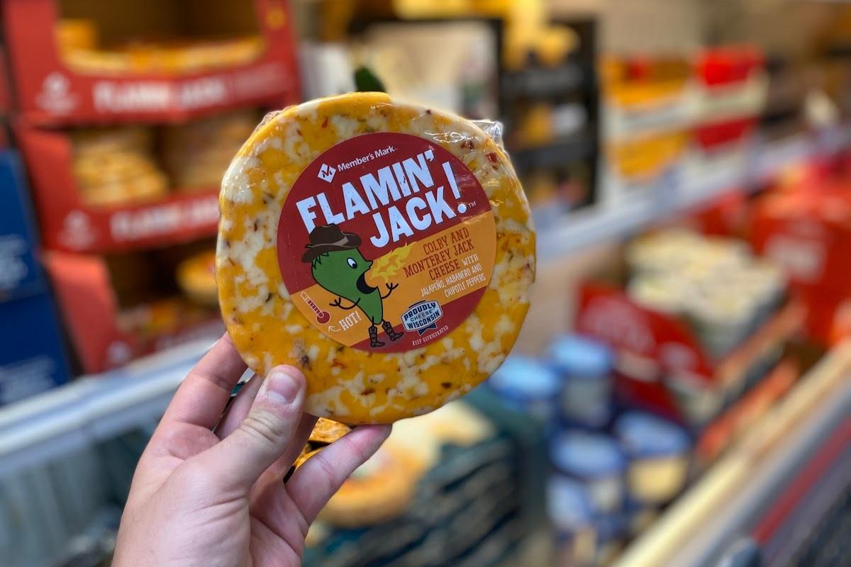 Member's Mark Flamin' Jack Colby Monterrey Jack Cheese