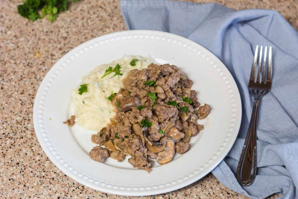 beef stroganoff keto approved