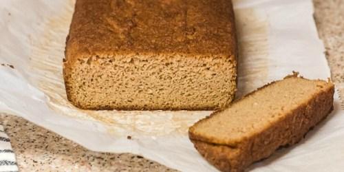Keto Maple Cinnamon Bread