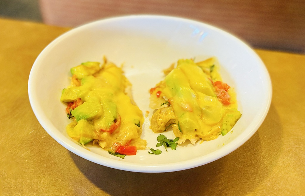 keto at panera bread - chicken avocado