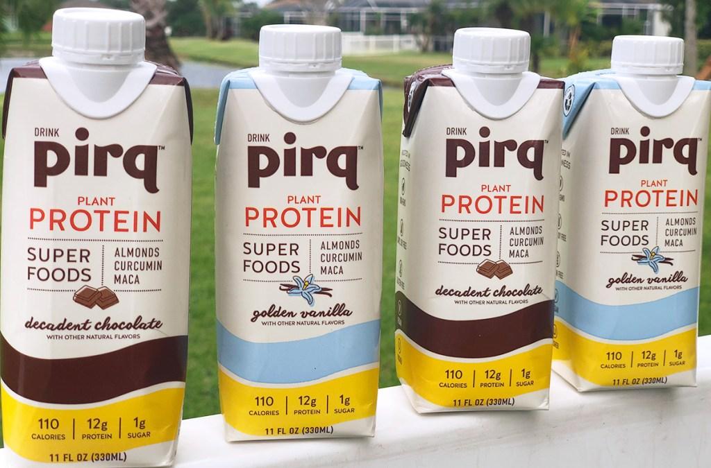 Pirq Protein keto shakes