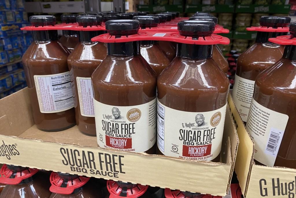 G Hughes sugar-free barbecue sauce