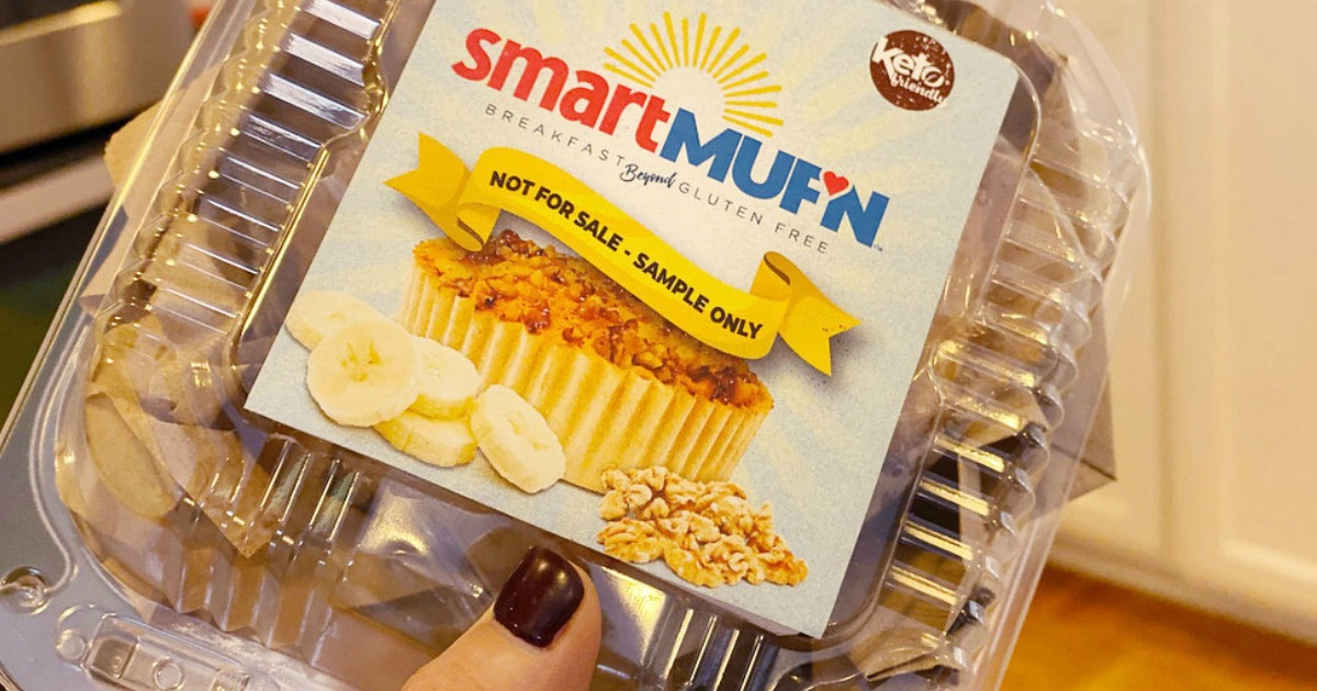 Smart Muffin package