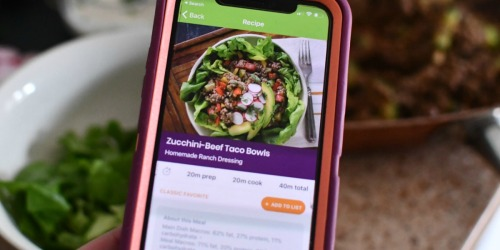 Try This Time-Saving Keto Weekly Meal Plan Service for FREE!