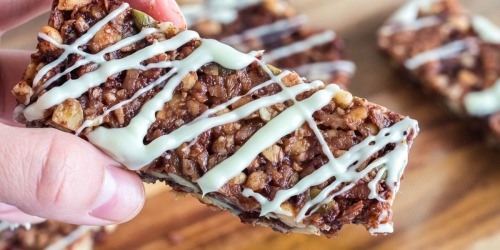 Easy Keto Granola Bars Recipe (Copycat KIND Bars)